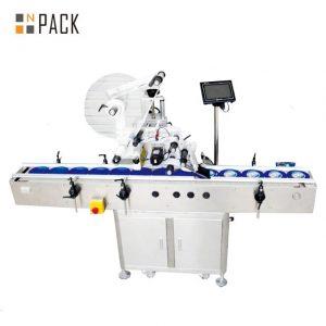 Machine à étiquettes auto-adhésive d'avion électrique, machine à étiquettes de carton / boîte / sac