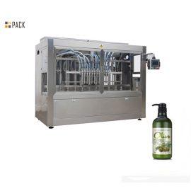 Industrial Automatic Shampoo Bottle Filling Line 250 – 2500ml Filling Volume