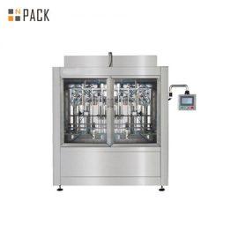 Machine de remplissage automatique de gel de cheveux de machine de remplissage de gel de main