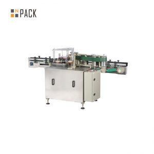 Machine à étiquettes automatique de bouteille en verre / machine à étiquettes de colle humide pour l'étiquette de papier